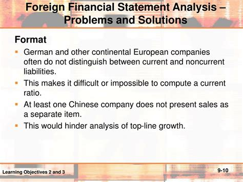 objective of financial statement analysis 28 objectives of financial statement analysis ppt