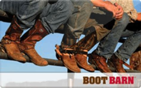 Boot Barn Gift Card - buy boot barn gift cards raise
