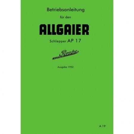 Allgaier Porsche by Porsche Diesel Ap 17 Traktor Preise Fotos Techn Daten