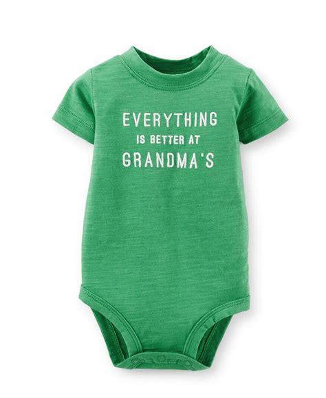 Grandma baby clothes boys