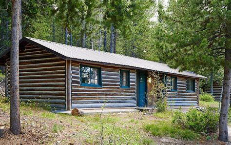 Jackson Lake Cabins by Colter Bay Jackson Central Reservations