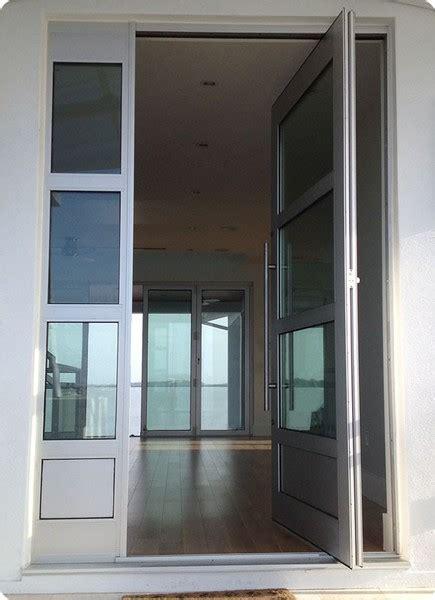 Pivot Glass Door Pivot Hinge Doors Starlite Aluminium