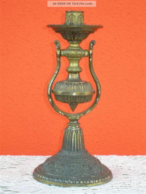 blaker messing blaker kerzenhalter aus messing oder bronze um ca 1960