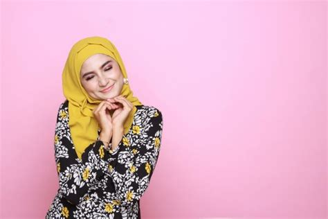 tutorial hijab simple  almira
