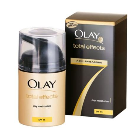 Olay Total Effects 7 In One Anti Ageing Eye olay total effects day moisturiser 7 in 1 anti ageing