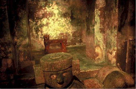 Chichen Itza Interior by Chichen Itza Historical Facts And Pictures The History Hub