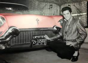 Pink Cadillac Elvis Usa Coast To Coast The Cars Of Elvis Best