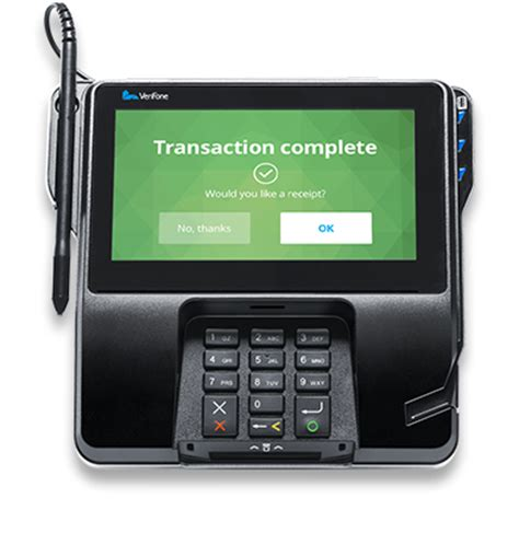 Card Reader 6slot Transparant devices verifone