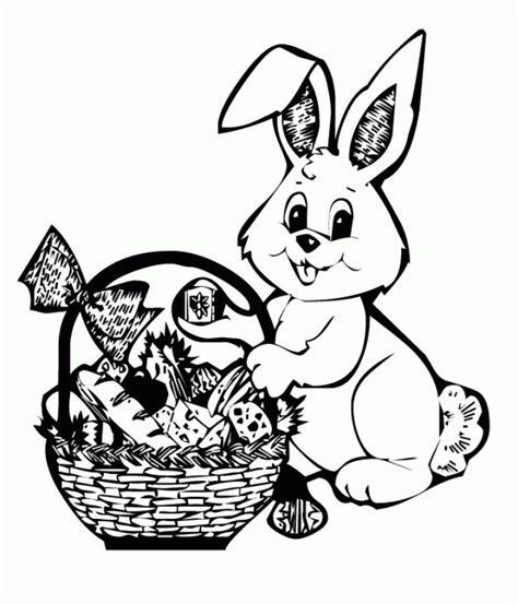 dibujos para colorear de conejitos bebes dibujos para colorear conejos de pascua conejitos en el
