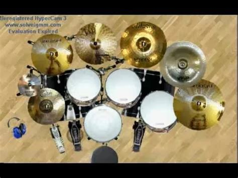tutorial ngedrum virtual drum 3 aset ilmu