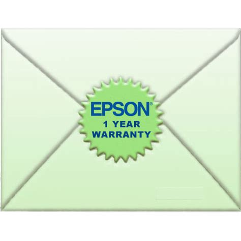 epson 1 year depot extended warranty for epson