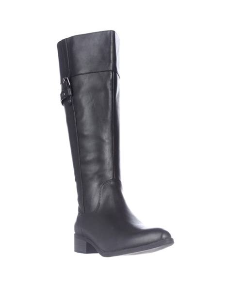 comfort riding boots easy spirit dominaw wide calf comfort riding boots in