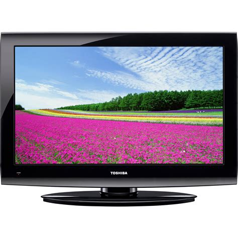 Tv Toshiba toshiba 19c100u 19 quot 720p hd lcd tv 19c100u b h photo