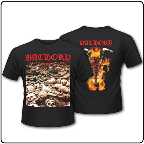 Tshirt Blood R Marun B C backstreetmerch goat bathory t shirt