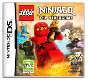 New lego title announced for ds lego ninjago the videogame