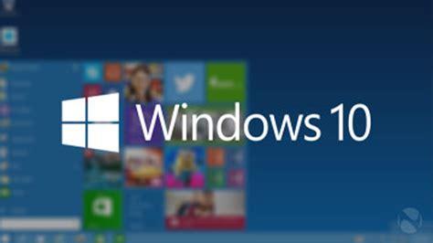 Microsoft Windows 10 look microsoft windows 10