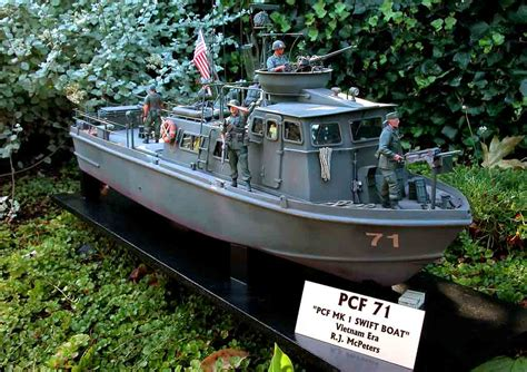 swift boat plans attachment browser pcf 71 rt frt jpg by rcmcp rc groups