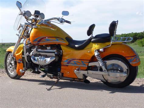 Boss Hoss V8 Bike For Sale by Boss Hoss Motorcycles For Sale