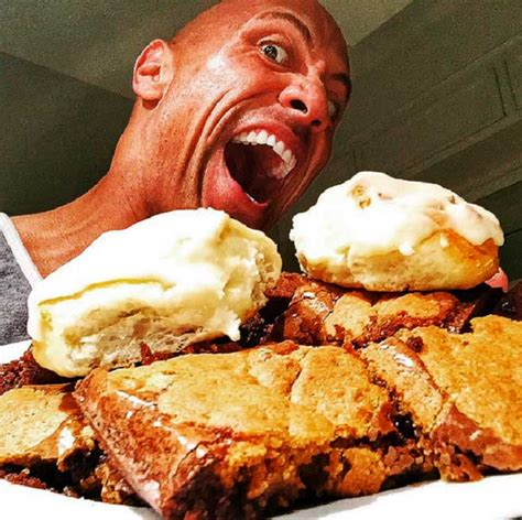 dwayne the rock johnson cheat day food how to stick to your diet epic cheat meals pop workouts