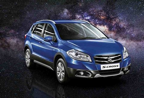 maruti suzuki sx4 s cross price maruti s cross price post gst mileage images specs