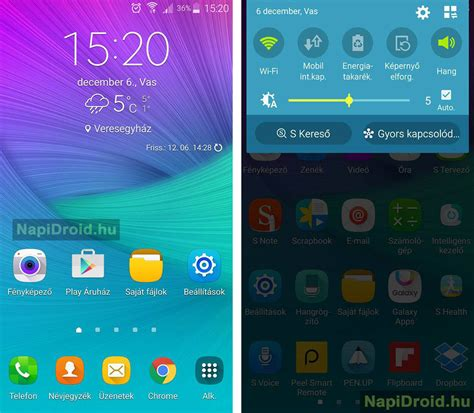 android note 4 did the galaxy note 4 just get android 6 0 marshmallow sammobile