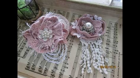 How To Make Handmade Lace - my handmade lace flower flower brooch sold