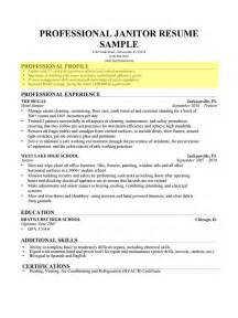 Sle Professional Profile For Resume by Resume Profile 04052017 Laborer Resume Professional Stupendous How To Write A Resume For