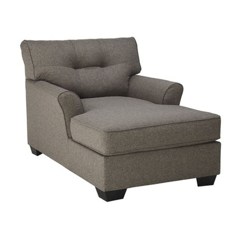 ashley furniture chaise lounge chair signature design by ashley tibbee chaise lounge reviews