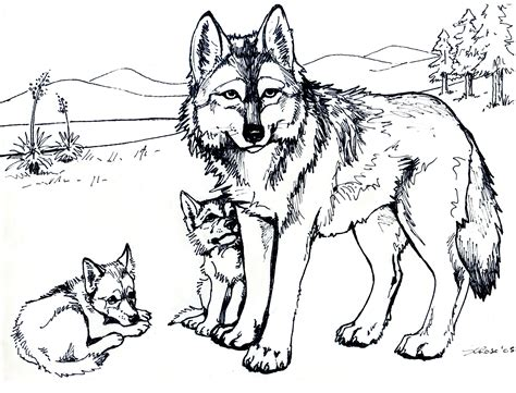 coloring books for wolves more advanced animal coloring pages for teenagers tweens boys zendoodle animals wolves practice for stress relief relaxation books 47 free printable coloring pages to print