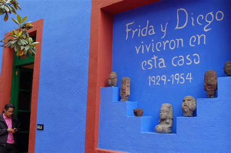 the blue house the blue house of frida kahlo barriozona magazine