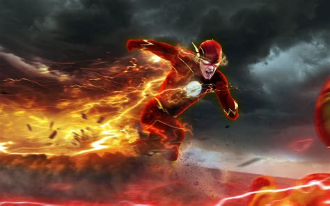 32 barry allen flash wallpapers hd free download