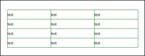 Html Table Cell Color by Html Borders Of Relative Positioned Table Cells Ie Displaying Issue Stack Overflow