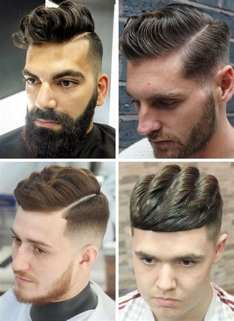 diy hairstyles guys hard part haircut 15 best hard part styles how to cut
