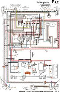 1972 vw beetle engine diagram electrical schematic
