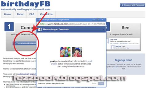 cara membuat kartu ucapan ulang tahun di facebook cara menjadwal ucapan ulang tahun di facebook secara otomatis