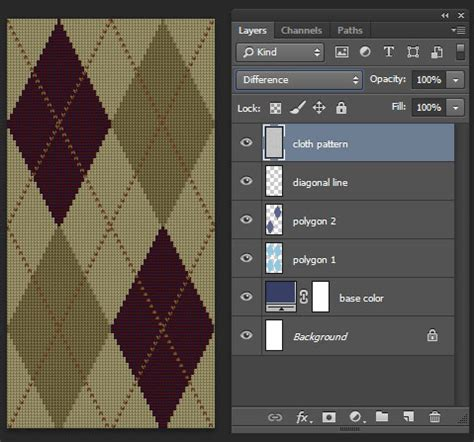 argyle pattern for photoshop create a seamless argyle pattern with a fabric texture