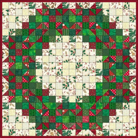 Quilt Pattern Wreath by Welcome Wreath Quilt Pattern Sp 114 Beginner Wall Hanging