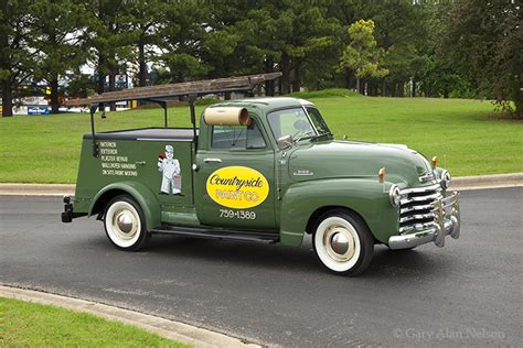 bell ford service 1953 chevrolet 3100 utility truck vt 09 55 ch gary