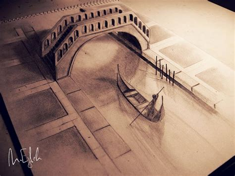 3d Drawing by Amazing Collection Of 3d Pencil Drawings