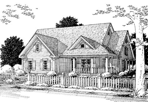 eplans cottage house plan two bedroom cottage 540 eplans cottage house plan packed with practicality and