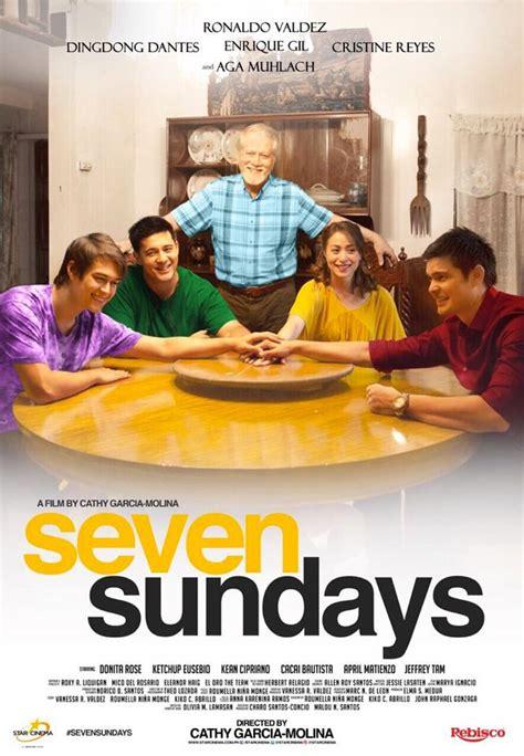 film filipino romantis full movie seven sundays movie title explained star cinema