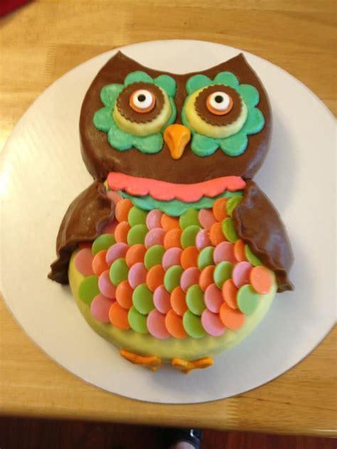 owl template for cake owl cake dorinda s cake design owl cakes