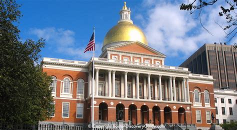 ma state house massachusetts state house free tours boston discovery guide