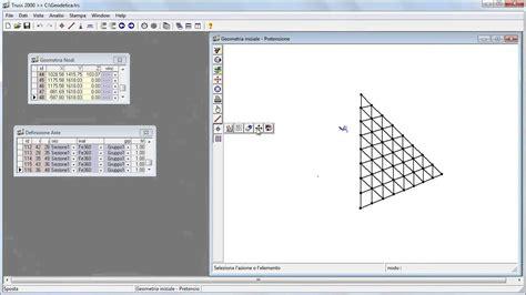 cupola geodetica costruzione truss modello strutturale di cupola geodetica