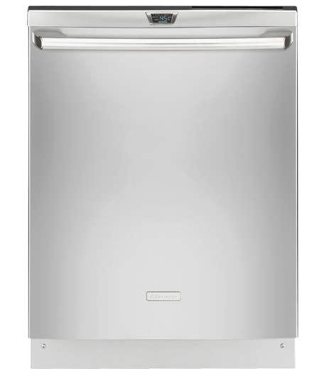 electrolux dishwasher with io controls