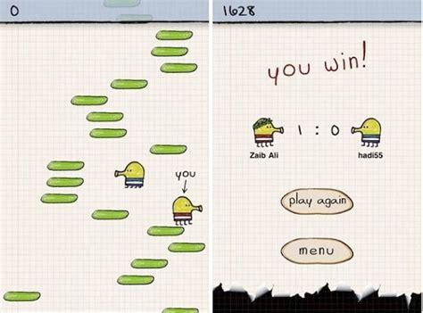 doodle jump high scores ios multiplayer tutorial