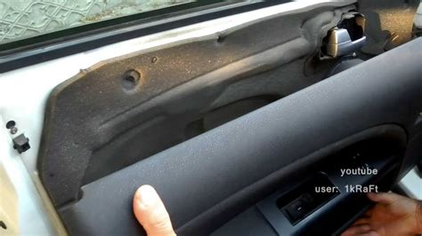 remove front door panel ford galaxy