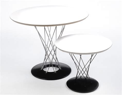 Noguchi Dining Table Noguchi Cyclone Dining Table Hivemodern