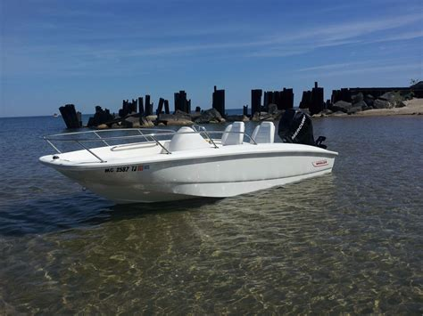 boston whaler boats new boston whaler ss 150 2011 for sale for 15 000 boats