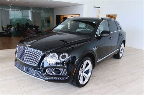 bentley suv 2018 2018 bentley bentayga review best car specs